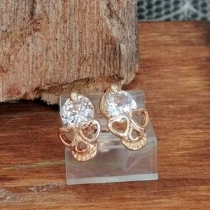 Jewelry - Super Cool Skull Earrings